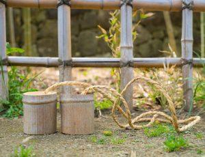 缶や竹で作ろう!ぽっくりの作り方・遊び方